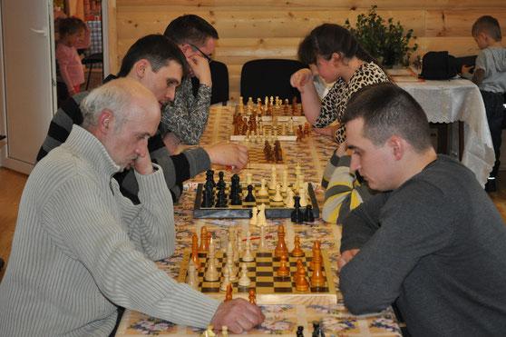 Шахматный турнир 3 марта 2013