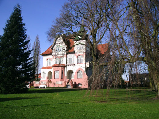 Villa Gehben - Touristinformation