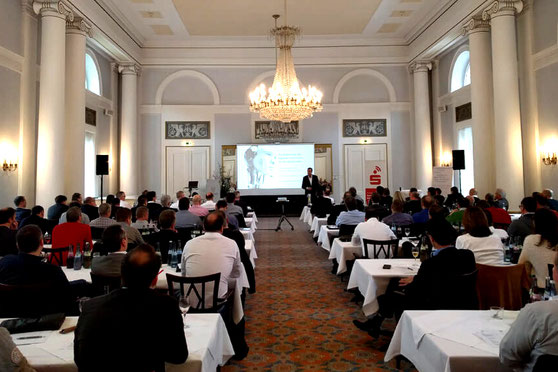 Tagung Tontechnik Konferenz
