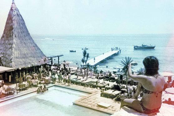 Marbella Club Beach Club
