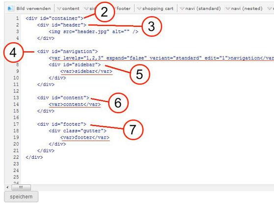 Der Kopf Einer Html Datei Head Meine Erste Homepage 4