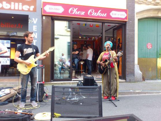 Festival d'été à St-Leu-La-Forêt 25 juin 2016