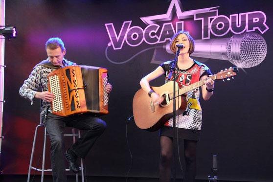 Vocal Tour - Demi-finale à Meaux -28-10-15