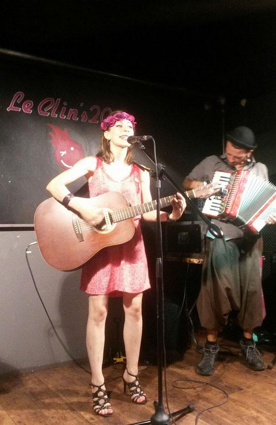 Live au Clin's 20 - Samedi 27 Août 2016 Terrebrune et Yannick - Crédits photo : Stéphane Violas