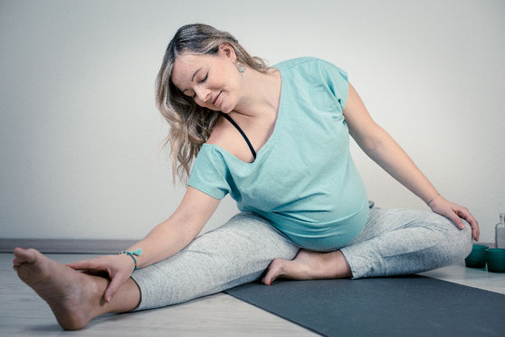 Yoga für Schangere