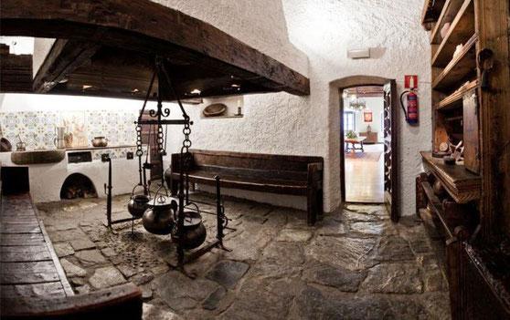 Кухня Каса де ла Валь - Андорра