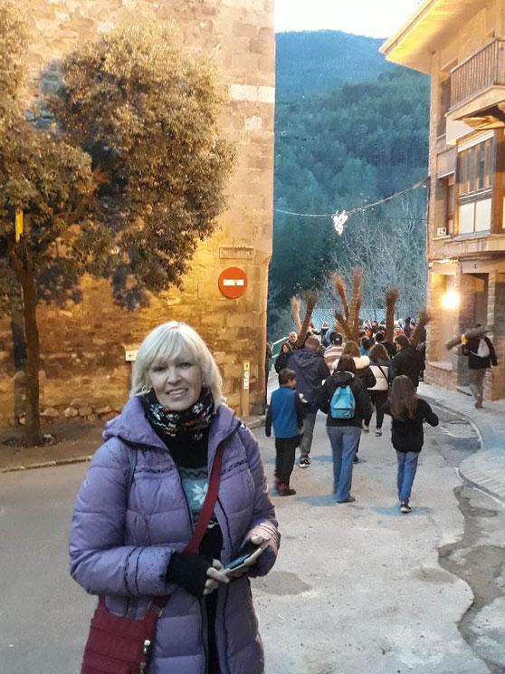 Бага - фиа-файя - рождественские традиции в Каталонии