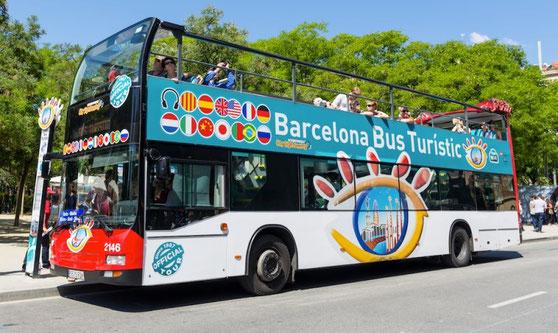 Барселона Бус Туристик - купить билеты