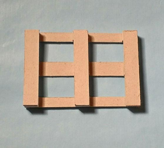 Miniatur-Palette 1:12 Anleitung