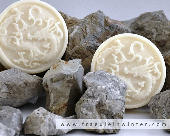 Salzdrachen | Homemade Soap by Fräulein Winter