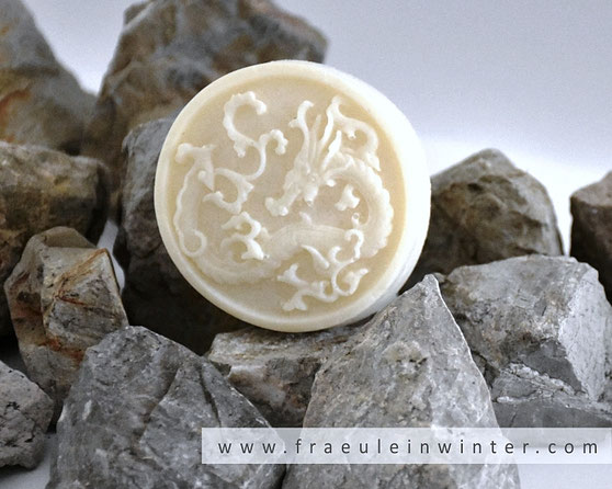 Handmade Soap with Sea Salt by Fraeulein Winter