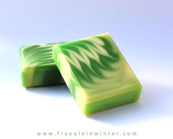 Circling Taiwan Swirl - Handmade Soap by Fräulein Winter