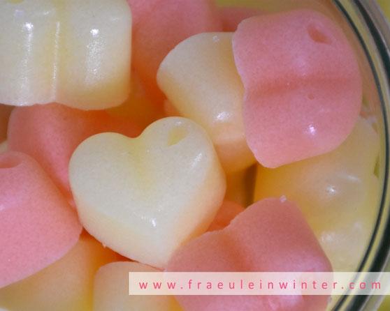 DIY - Sugar Scrub Hearts