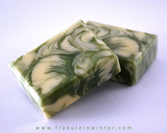 Aloe Vera Soap - Handmade by Fräulein Winter