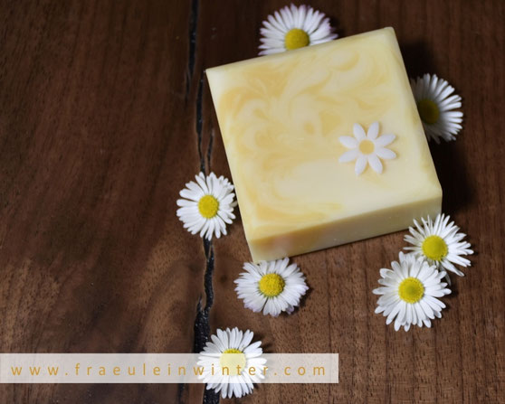 Natural Handmade Soap | Fräulein Winter