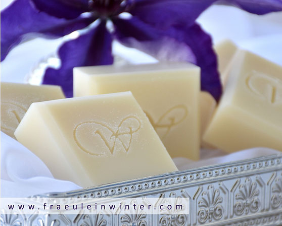 Homemade Soap by Fräulein Winter