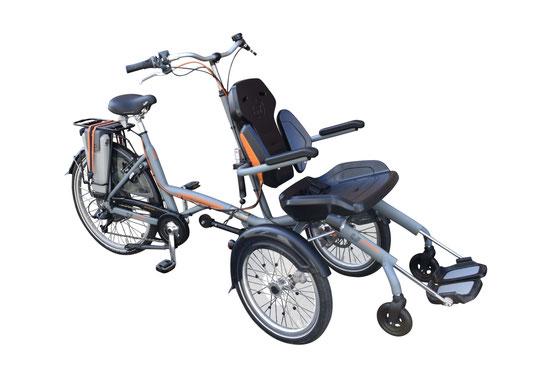 Van Raam O-Pair 2 Rohlstuhlrad / Rollstuhldreirad