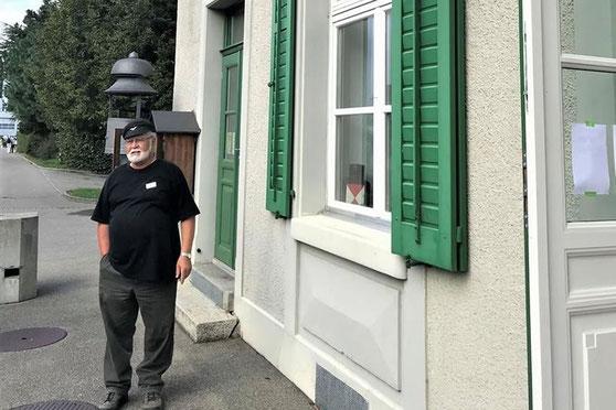Wege Pfade Spuren / Auf den Spuren der UeBB
