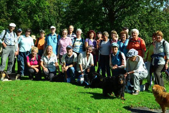 Wege-Pfade-Spuren - Entlang der Ostgrenze 21.09.2013