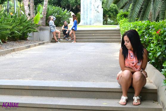 Acoso escolar en Canarias - Bloqueo social