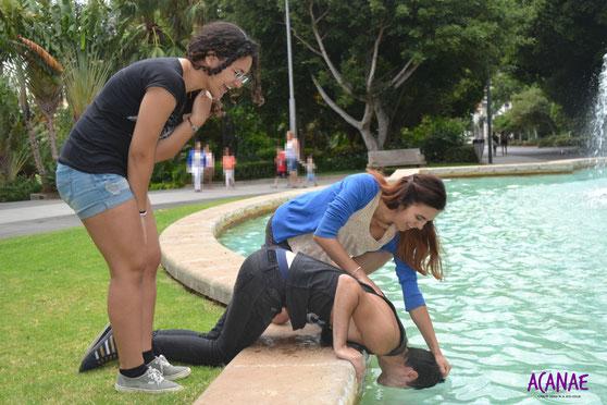 Acoso escolar en Canarias - Coaccion