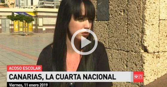 Canarias, la cuarta nacional en acoso escolar durante 2017