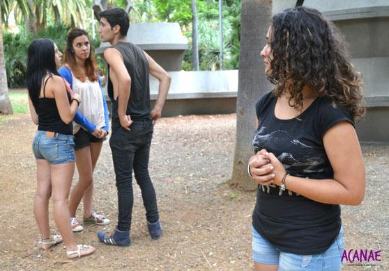 Acoso escolar en Canarias - Exclusion social