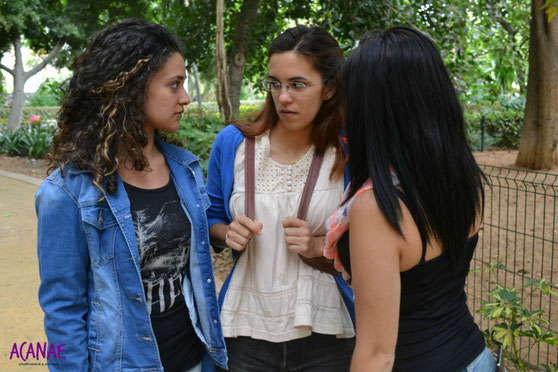 Acoso escolar en Canarias - Intimidacion
