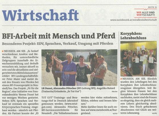 Bezirksblatt 31.07.2015