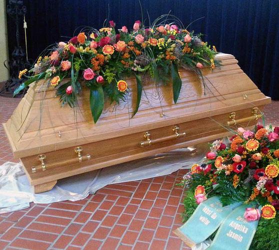 Aue Bestattungen - Trauerfeier