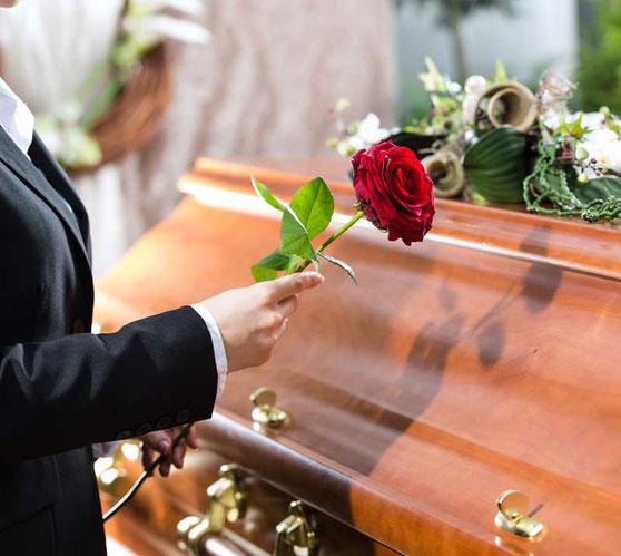 Aue Bestattungen - Abschied gestalten