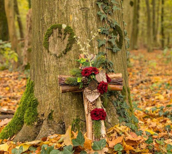 Aue Bestattungen - Waldbestattung