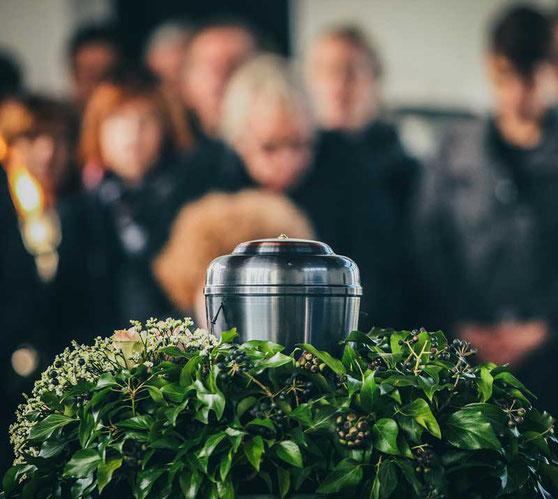Aue Bestattungen - Feuerbestattung