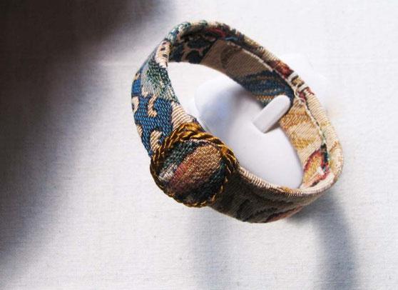 AM 10 - Bracelet tapisserie