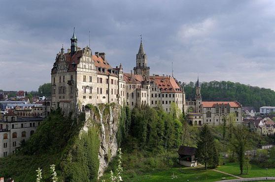 Schloss Sigmaringen Hohenzollernschloss