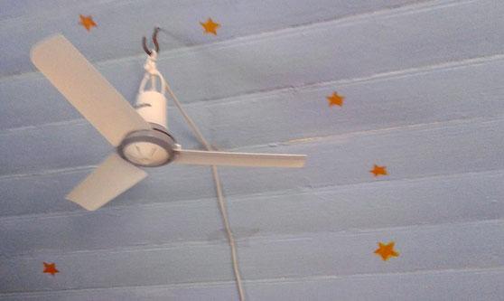 Il est sympa... mon ventilateur nomade !