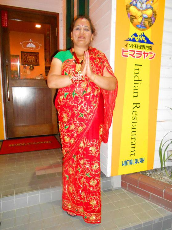 インド料理専門店 ヒマラヤン サヌーさん