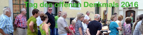 Bild:  Seeligstadt Heimatverein Denkmalstag 2016