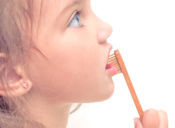 Kinder Zahnbürsten