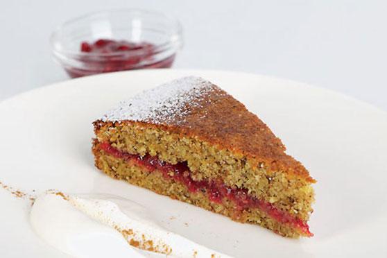 Schwarzplentene Torte Buchweizentorte Grana saraceno Rezepte Südtirol Ricetta dell'Alto Adige - Gourmet Südtirol