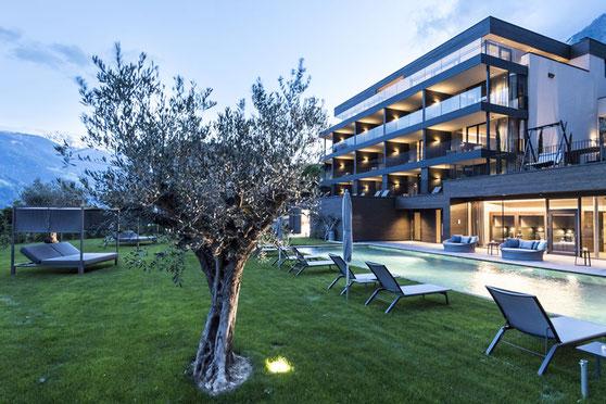 Hotel B&B Mair am Ort living Partschins - Parcines - Alto Adige - Südtirol Gourmet Südtirol