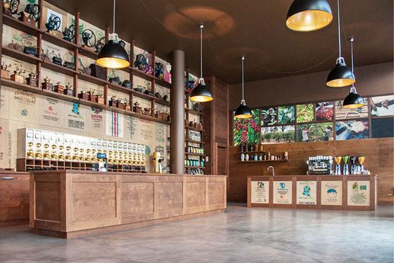 Spezialitäten Kaffee Gourmetrösterei Caroma Gourmet Südtirol