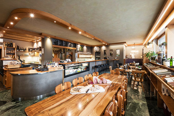 Gourmet Ladele - Vinothek & Bistro - Enoteca & Bistro - Lana - Gourmet Südtirol
