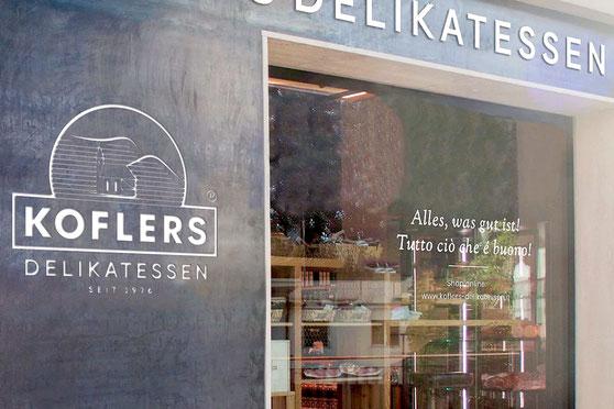 Meraner Fleischboutique - Meran - Merano -Kofler Delikatessen - Metzgerei - Macelleria - Delikatessen - La Boutique della carne meranese - Prelibatezze - Gourmet Südtirol