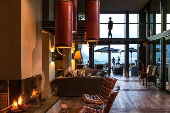 Hotel der Küglerhof Dorf Tirol Hotel mit Aussicht Wellnesshotel Gourmet Südtirol