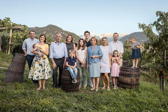 Weingut Hans Rottensteiner - Tenuta - Bozen - Bolzano - Wein-Vino-Gourmet Südtirol