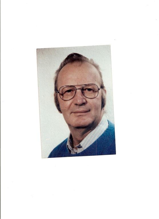 Mein Vater Arnim Siegfried Karl Dannenberg