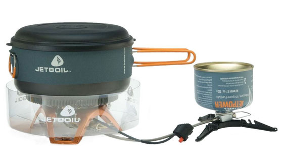 Jetboil Helios Cooker