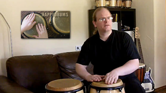 Congas Lernen: Tipps, Grooves, etc.
