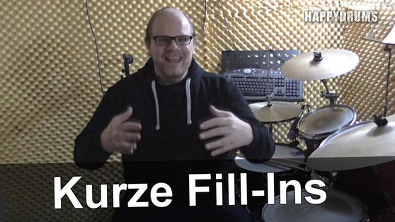 Praktische Fill-Ins für das Drum-Set